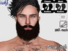 *TS* Beard Mesh - Dark