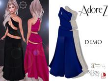 AdoreZ-Nita Long Dress DEMO