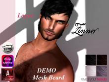>Zinner< DEMO Logan Mesh Beard