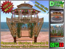Romantic Garden Gazebo II