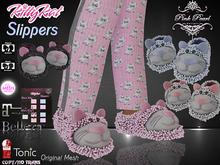 [PPD] KittyKat Slippers