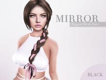 MIRROR - Claire Hair -Black Pack-