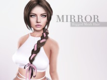MIRROR - Claire Hair -ALL COLORS- -DEMO-