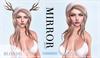 MIRROR - Nicole Hair -Blonde Pack-