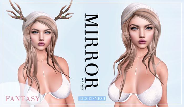 MIRROR - Nicole Hair -Fantasy Pack-