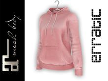 erratic / ryleigh - hoodie / pink (maitreya lara, lara petite)