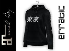 erratic / ryleigh - hoodie / tokyo (maitreya lara, lara petite)