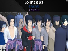 Uchiha Sasuke Avatar