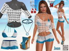 Maci ~ [PROMO] Joan Outfit