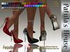 * Patulas House Paquita High Heels (50 colors).