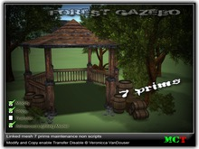 Forest Gazebo