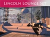 Moco Emporium ~ Lincoln Cove Lounge Set v1 30% Off Individual Prices