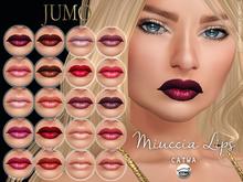 .:JUMO:. Miuccia Lips - Catwa - ADD ME