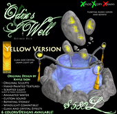 -Odin's Well- (YELLOW) by Khyle Sion at ~Refined Wild~