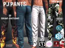 [F] PJ Pants - 10 sizes - HUD - 20 Colors/Patterns