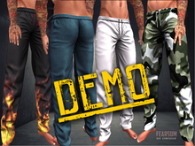[F] DEMO - PJ Pants - 10 sizes - HUD - 20 Colors/Patterns