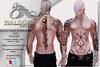 Waldorf Design. Broken Bones Tattoo -BENTO-