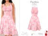 Pacifica Fashion - Marylin Pink Dress (Belleza, Maitreya, Slink)