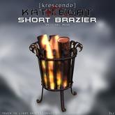 [Kres] Kattegat Short Brazier