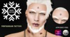 [Snow Couture] Pentagram Head Tattoo appliers