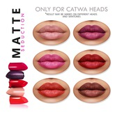Insol: Catwa lipstick 'Matte seduction""