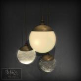 Refuge - Spark Lamps Gold