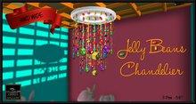 Zinner Gallery - Jelly Beans Chandelier
