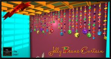 Zinner Gallery - Jelly Beans Curtain