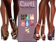 Cacti - Tahira Tribal Print Platforms