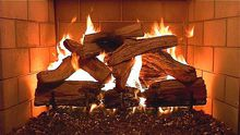 Full perm Crackling Fireplace Sound