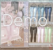 DEMO NS::  Sweet Skinny Jeans