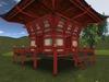 Japanese pagoda mesh 4