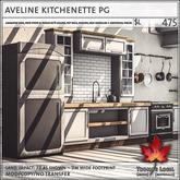 Trompe Loeil - Aveline Kitchenette PG [mesh]
