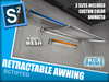 S2 Retractable Awning v3.0 BOXED