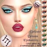 !IT! - Delicate Dreams Eyeshadows 1