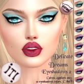 !IT! - Delicate Dreams Eyeshadows 2