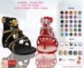:: No Cabide  :: Arabella_ Sandals Flat - HUD 30 Models *