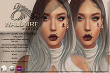 Waldorf Design. Kanji Face Scar-BENTO-