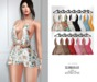 Scandalize. Vary Playsuit. FATPACK