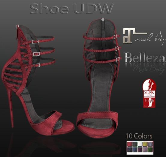 Shoe UDW