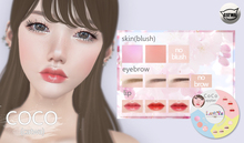 [Luv:Ya]  COCO skin applier (for catwa)
