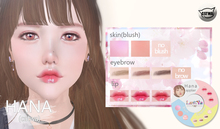 [Luv:Ya]  HANA skin applier (for catwa )