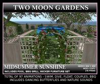 TMG - MIDSUMMER SUNSHINE WITH POOL*