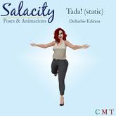 Salacity Poses - Tada! (Dollarbie)