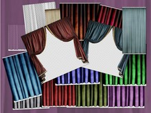 Curtain textures