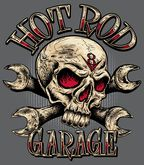hot rod garage signs