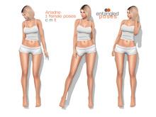 entangled poses - Ariadne