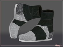 A N E Shoes - KohGenGo Wrap Booties (female ver) Pattern 01