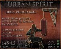 Dirty Punch Bag