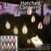 [DDD] Hatched Lanterns - 8 Metals + 8 Colors, On+Off Regionwide & More